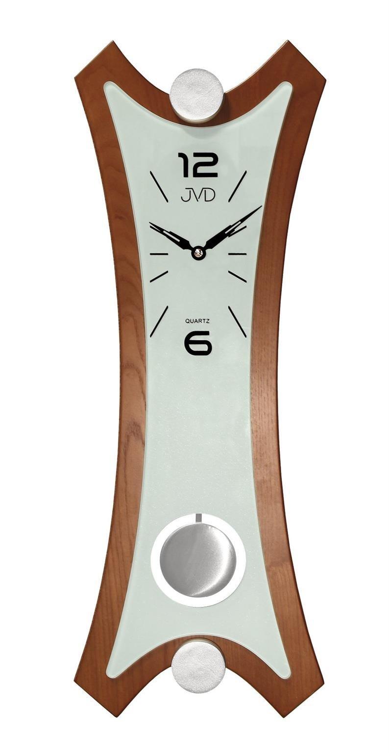 Zegar ścienny Jvd N160101 Z Wahadłem