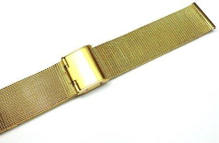 Bransoleta do zegarka 18 mm Tekla TB18.002.09 Stal