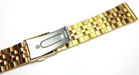 Bransoleta do zegarka 20 mm Diloy DB20.001.09