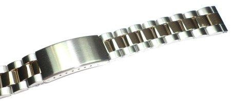 Bransoleta do zegarka Timex T2N170 P2N170 18 mm Stal