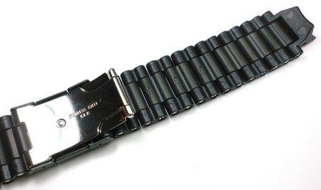 Bransoleta do zegarka Timex T2N723 P2N723 16 mm Stal
