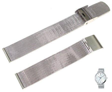 Bransoleta mesh do zegarka Lorus 16 mm RG263NX9