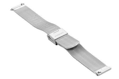 Bransoleta stalowa do zegarka 16 mm Bisset BM-103/16 TT Rose