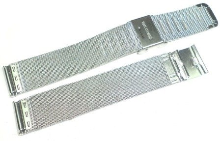 Bransoleta stalowa do zegarka 16 mm Tekla TB16.001.08 Mesh