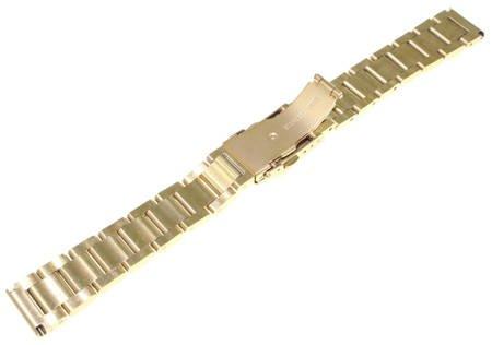 Bransoleta stalowa do zegarka 18 mm Tekla BL2.18