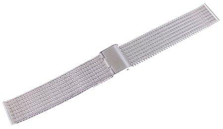 Bransoleta stalowa do zegarka 20 mm Diloy MESHEP-20-0