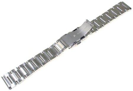 Bransoleta stalowa do zegarka 20 mm Tekla BL1.20