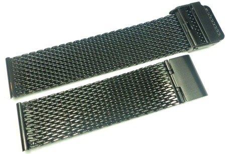 Bransoleta stalowa do zegarka 22 mm Tekla TB22.006.01 Mesh