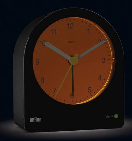 Budzik Braun BC22B czujnik światła