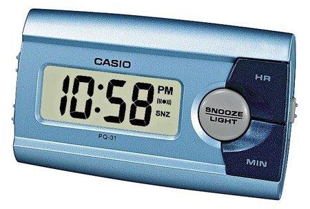 Budzik Casio BPQ-31-2EF Podświetlenie