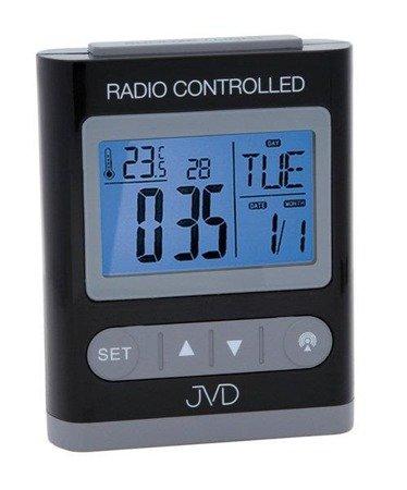 Budzik JVD RB31.3 Termometr, 5 alarmów