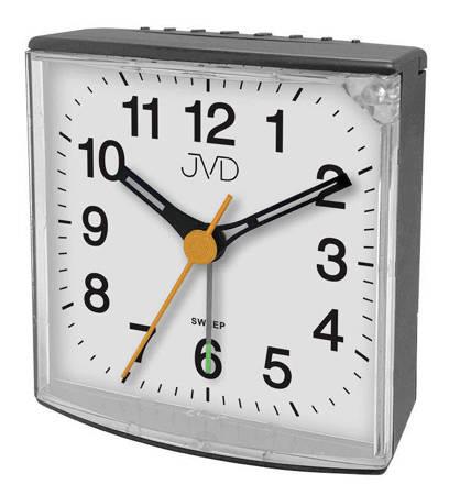 Budzik JVD SRP002.2 z płynącym sekundnikiem