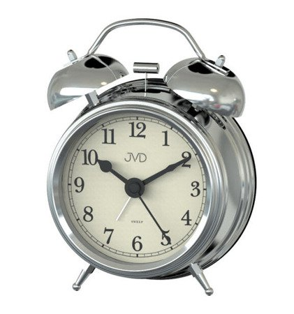 Budzik JVD SRP2215.1 Bell Alarm