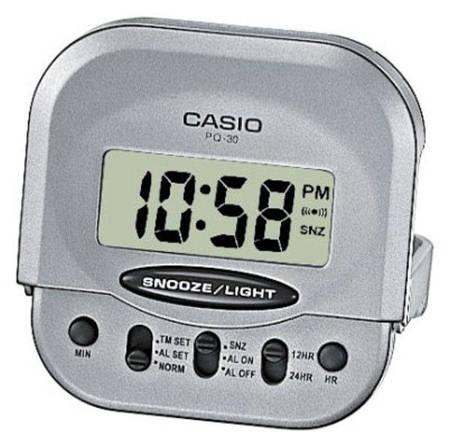 Budzik elektroniczny Casio PQ-30-8EF