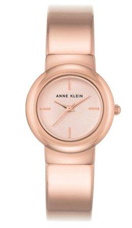 Klasyczny zegarek Anne Klein AK/2656RGRG Rose Gold