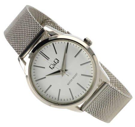 Klasyczny zegarek męski Q&Q QB02-800