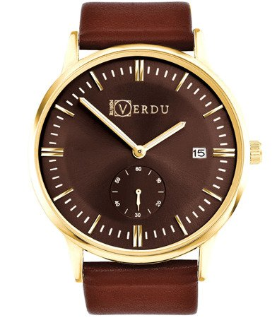 Klasyczny zegarek męski Ruben Verdu RV1101