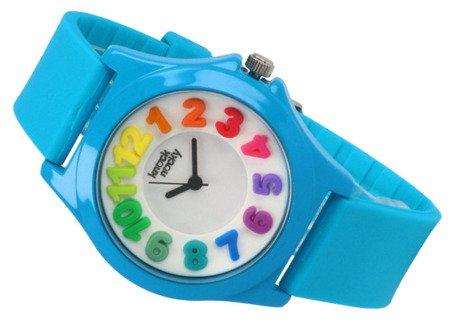 Kolorowy zegarek Knock Nocky RB3327003 Rainbow