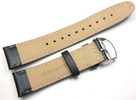 Pasek do zegarka Timex T28071 P28071 20 mm Skóra