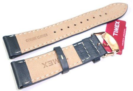 Pasek do zegarka Timex TW2P72700 PW2P72700 22 mm Skóra