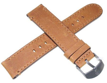 Pasek do zegarka Timex TW4B06500 PW4B06500 20 mm Skóra