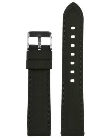 Silikonowy pasek do zegarka 18 mm Pacific U20-1.6