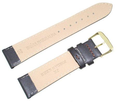 Skórzany pasek do zegarka Jordan Kerr 20 mm JK20.012.05G