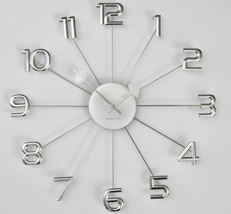 Zegar ścienny ExitoDesign HS-086S średnica 49 cm