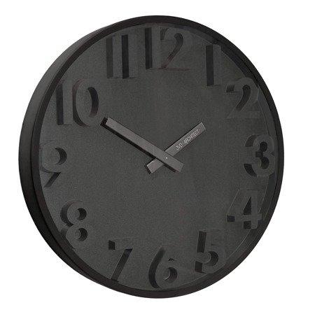 Zegar ścienny JVD HC11.3 30 cm Architect Metalowy 3D