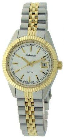 Zegarek Adriatica A3090.2113Q Pozłacany