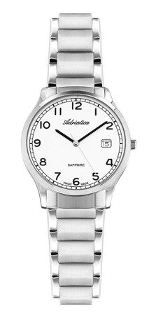 Zegarek Adriatica A3167.5123Q Klasyczny Szafirowe szkło