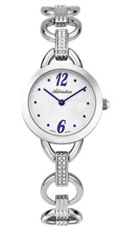 Zegarek Adriatica A3622.51B3QZ Biżuteryjny