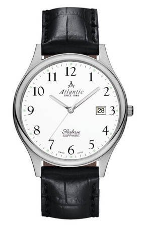 Zegarek Atlantic Seabase 60342.41.13 Szafirowe szkło
