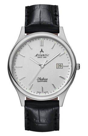 Zegarek Atlantic Seabase 60342.41.21 Szafirowe szkło