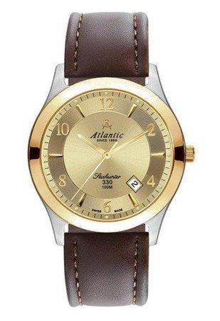 Zegarek Atlantic Seahunter 31360.43.35 Szafirowe szkło