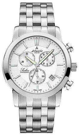 Zegarek Atlantic Sealine 62455.41.21 Chronograf