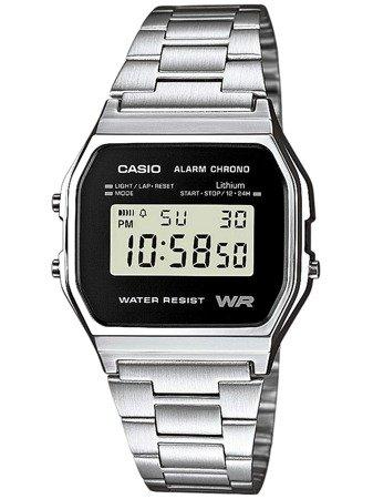 Zegarek Casio A158WEA-1EF Retro