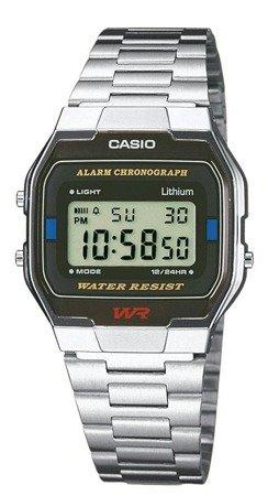 Zegarek Casio A163WA-1QES Retro