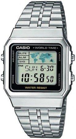 Zegarek Casio A500WEA-1EF Retro