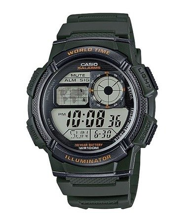 Zegarek Casio AE-1000W-3AVEF