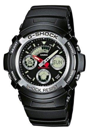 Zegarek Casio AW-590-1AER G-Shock