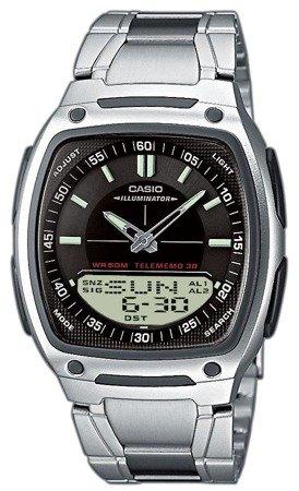 Zegarek Casio AW-81D-1AV DataBank