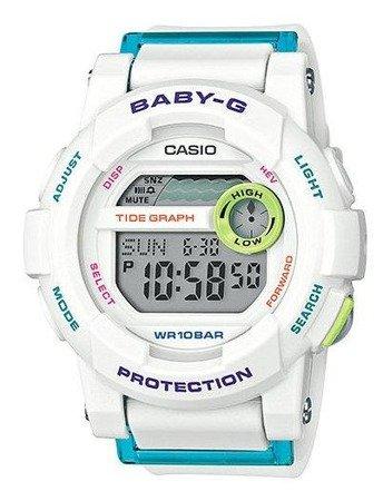 Zegarek Casio BGD-180FB-7ER Baby-G G-Lide