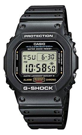 Zegarek Casio DW-5600E-1VZ G-Shock
