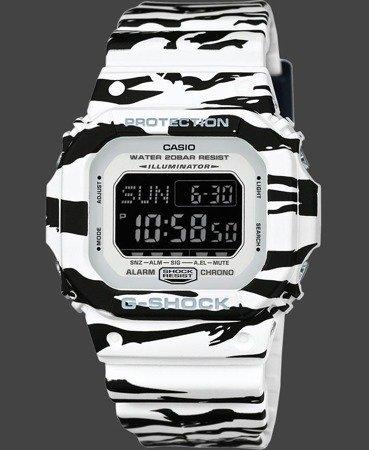 Zegarek Casio DW-D5600BW-7ER G-Shock
