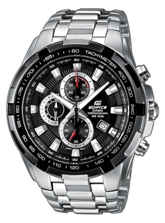Zegarek Casio EF-539D-1AVEF Edifice Chronograf