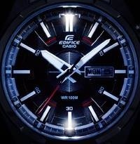 Zegarek Casio EFR-102D-1AVEF Edifice Led