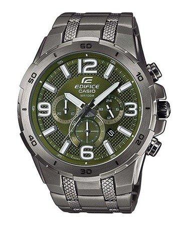 Zegarek Casio EFR-538BK-3AVUEF Edifice Chronograf