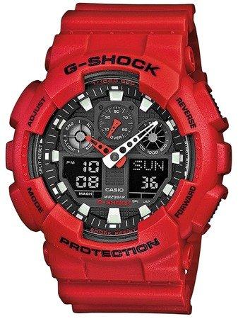 Zegarek Casio GA-100B-4AER G-Shock