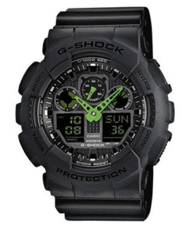 Zegarek Casio GA-100C-1A3ER G-Shock